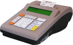 Принтер чеков (фотография)